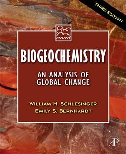 Abbildung von Schlesinger / Bernhardt | Biogeochemistry | 2013 | An Analysis of Global Change
