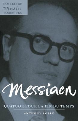 Abbildung von Pople   Messiaen: Quatuor pour la fin du temps   1998