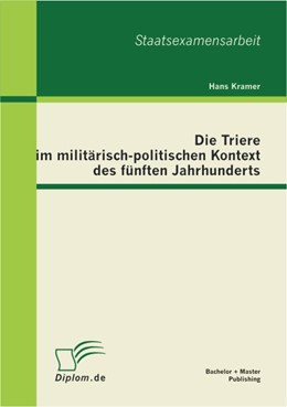 Abbildung von Kramer | Die Triere im militärisch-politischen Kontext des fünften Jahrhunderts | 2012