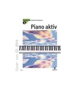 Abbildung von Benthien   Piano/Keyboard aktiv     Die Methode für Digitalpiano. ...