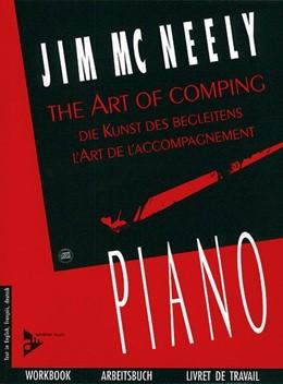 Abbildung von McNeely | The Art of Comping | | Workbook. Klavier.