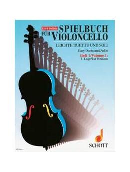 Abbildung von Doflein | Spielbuch für Violoncello | | Leichte Duette und Soli aus de...