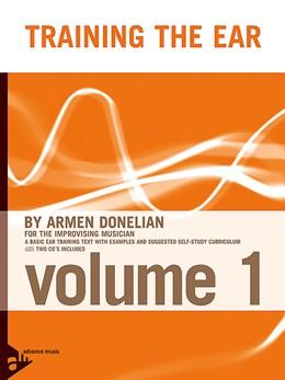 Abbildung von Donelian | Training The Ear | 1992 | for the improvising Musician. ...