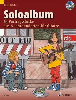 Abbildung von Kreidler / Schürmann   Soloalbum   2012   65 Vortragsstücke aus 6 Jahrhu...