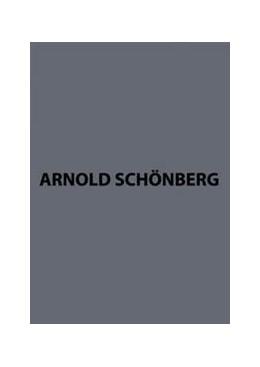 Abbildung von Schmidt | Chorwerke II | | Kritischer Bericht, Skizzen, F...