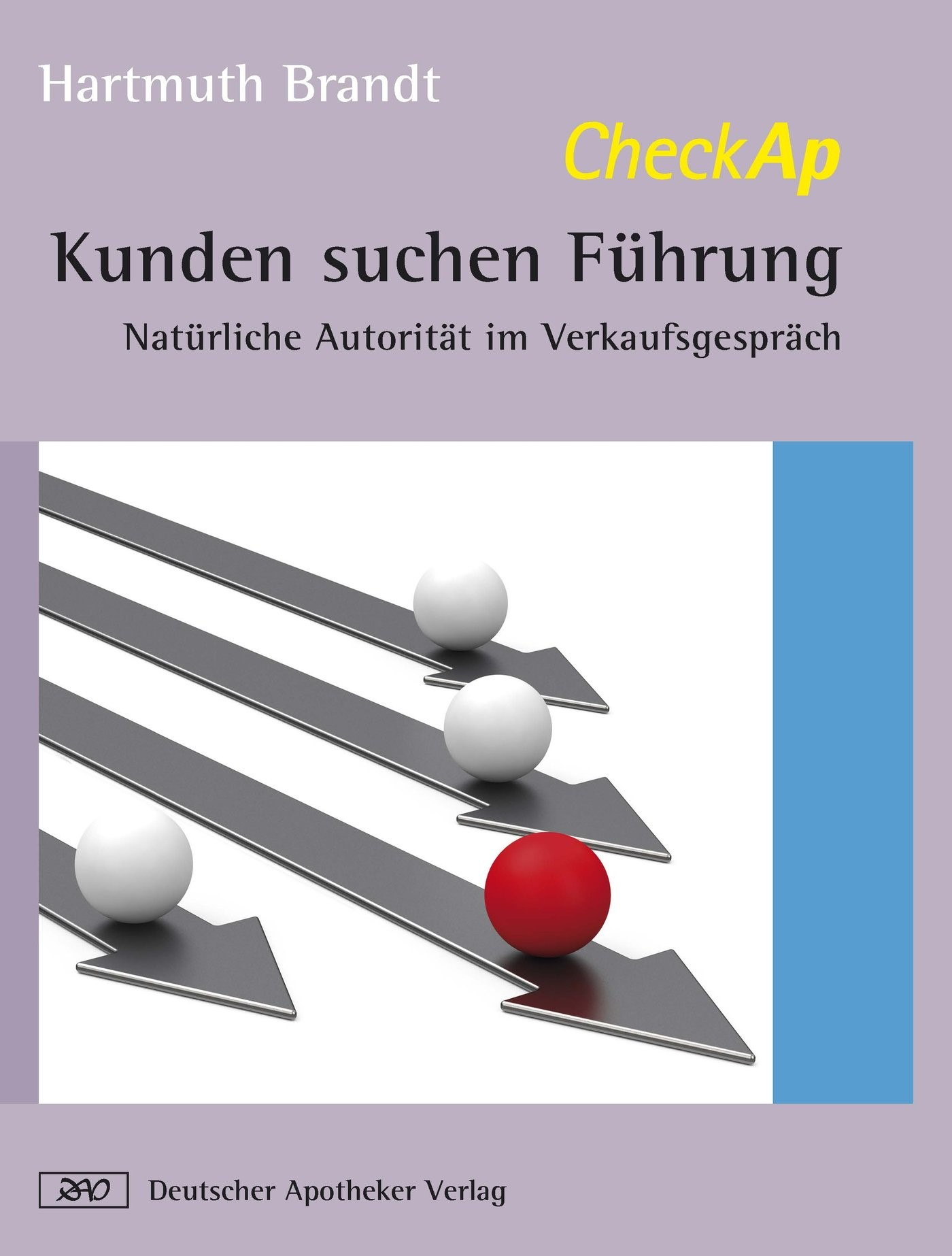 CheckAp Kunden suchen Führung | Brandt, 2012 | Buch (Cover)