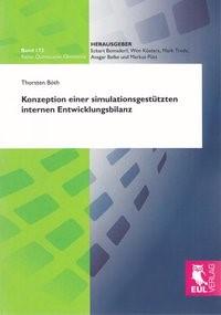 Abbildung von Böth   Konzeption einer simulationsgestützten internen Entwicklungsbilanz   1. Auflage 2012   2012