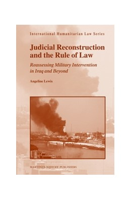 Abbildung von Lewis | Judicial Reconstruction and the Rule of Law | 2012 | Reassessing Military Intervent... | 39