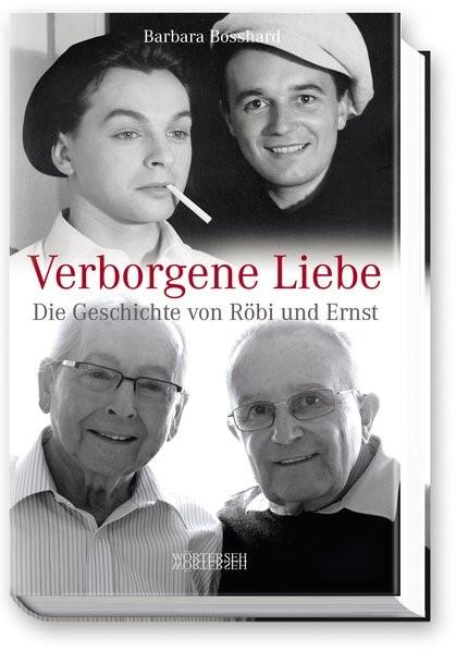 Verborgene Liebe | Bosshard, 2012 | Buch (Cover)