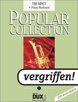 Abbildung von Himmer | Popular Collection 1. Trumpet + Piano / Keyboard