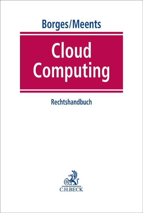 Cloud Computing | Borges / Meents | Buch (Cover)