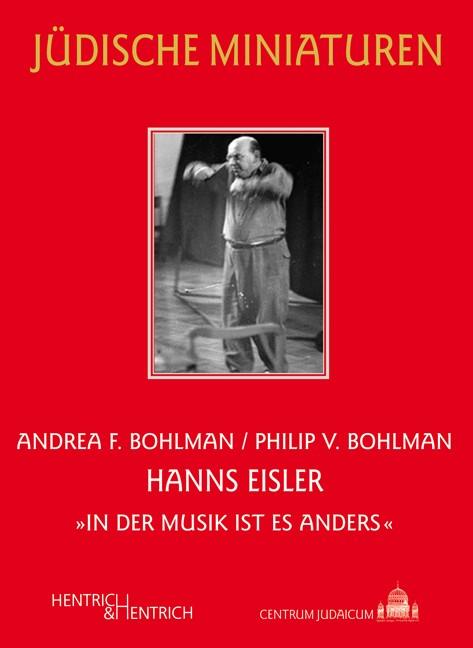 Abbildung von Bohlman | Hanns Eisler | 2012