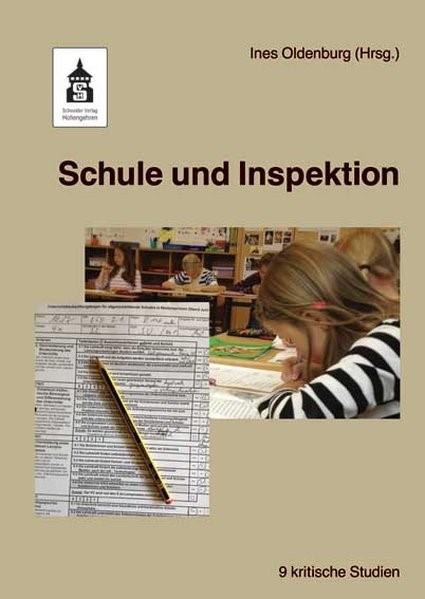 Schule und Inspektion   Oldenburg, 2012 (Cover)