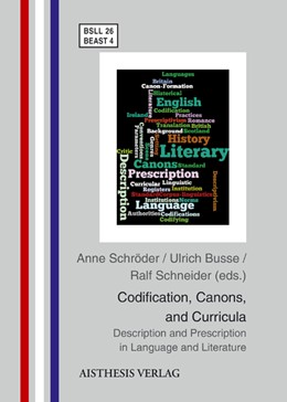 Abbildung von Schröder / Busse / Schneider | Codification, Canons and Curricula | 2012 | Description and Prescription i... | 26
