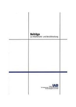 Abbildung von Blaschke / Dressel / Engelbrech / Heinz | Was prägt Berufsbiographien? | 1998 | Lebenslaufdynamik und Institut... | 215