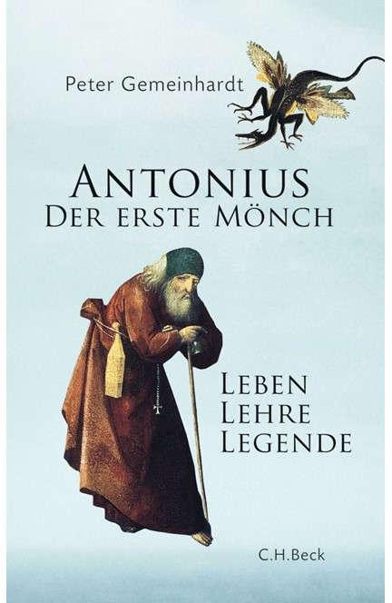 Cover: Peter Gemeinhardt, Antonius