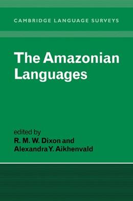 Abbildung von Dixon / Aikhenvald | The Amazonian Languages | 2006