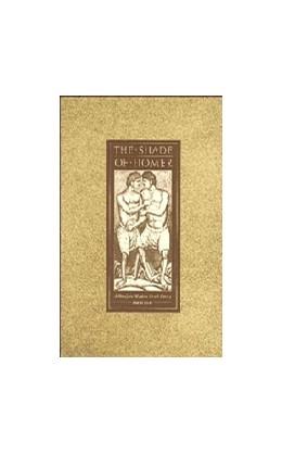 Abbildung von Ricks | The Shade of Homer | 2004 | A Study in Modern Greek Poetry