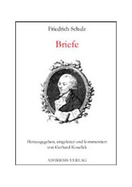 Abbildung von Schulz | Briefe | 2001 | Herausgegeben von Gerhard Kose...
