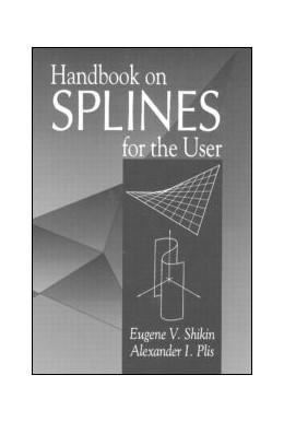 Abbildung von Plis / Shikin | Handbook on Splines for the User | 1995