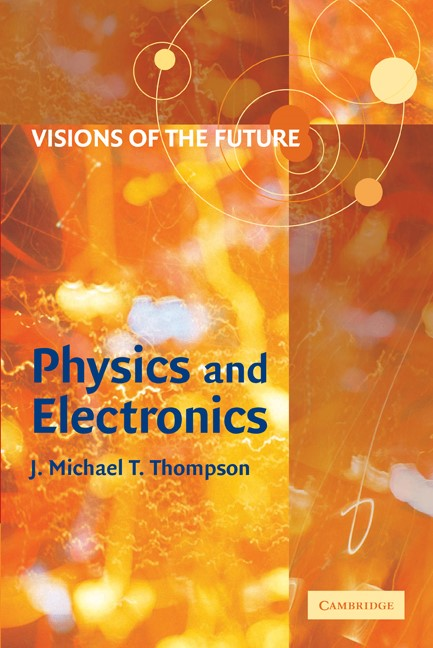 Abbildung von Thompson | Visions of the Future: Physics and Electronics | 2001