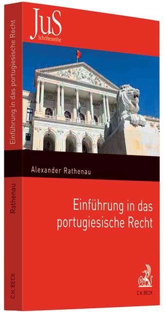 Einführung in das portugiesische Recht | Rathenau | Buch (Cover)