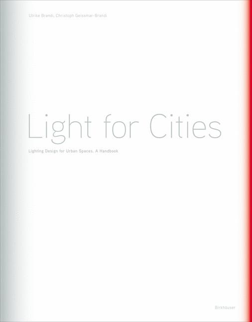 Light for Cities | Brandi / Geissmar-Brandi, 2006 | Buch (Cover)