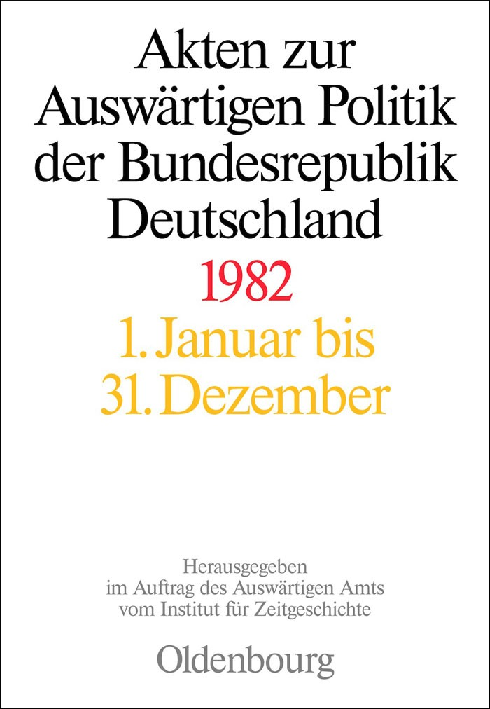 1982, 2013 | Buch (Cover)