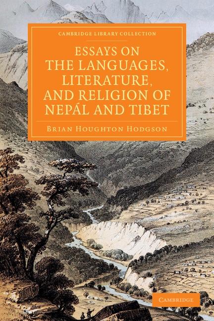 Abbildung von Hodgson | Essays on the Languages, Literature, and Religion of Nepál and Tibet | 2013