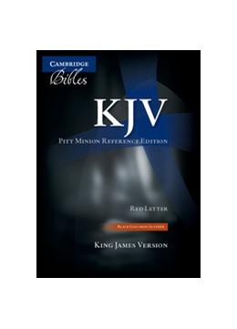 Abbildung von KJV Pitt Minion Reference Edition KJ446:XR | 2012