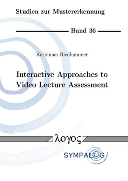Abbildung von Riedhammer | Interactive Approaches to Video Lecture Assessment | 2012 | 36