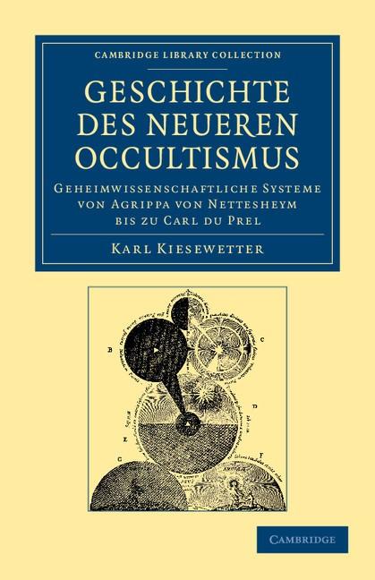 Abbildung von Kiesewetter | Geschichte des neueren Occultismus | 2013