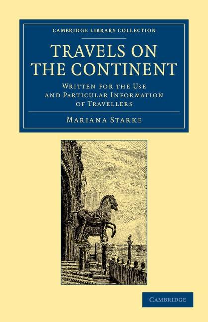 Abbildung von Starke | Travels on the Continent | 2013