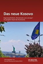 Das neue Kosovo | Clewing / Džihic, 2020 | Buch (Cover)