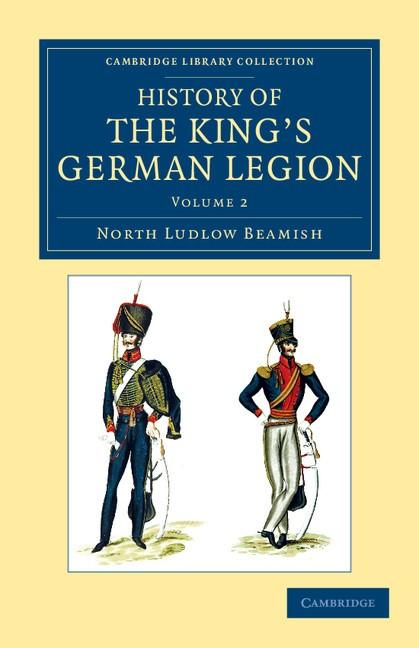 Abbildung von Beamish   History of the King's German Legion   2012