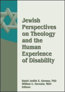 Abbildung von Gaventa | Jewish Perspectives on Theology and the Human Experience of Disability | 2007