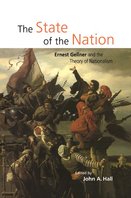 Abbildung von Hall | The State of the Nation | 1998