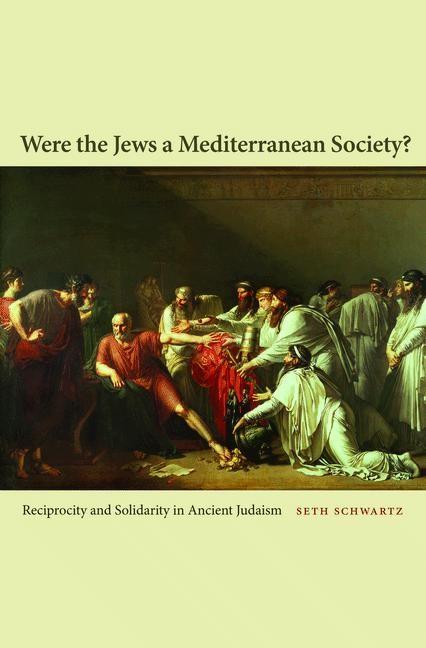 Abbildung von Schwartz | Were the Jews a Mediterranean Society? | 2012