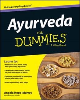 Abbildung von Hope Murray | Ayurveda For Dummies | 2013