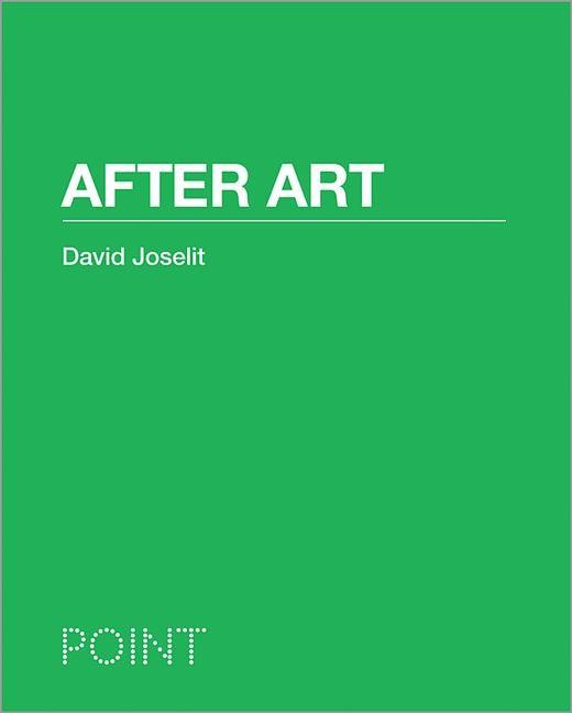 Abbildung von Joselit | After Art | 2012