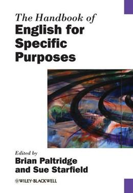 Abbildung von Paltridge / Starfield   The Handbook of English for Specific Purposes   2012