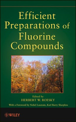 Abbildung von Roesky | Efficient Preparations of Fluorine Compounds | 2012