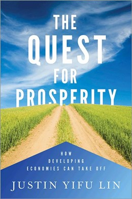 Abbildung von Lin | The Quest for Prosperity | 2012 | How Developing Economies Can T...