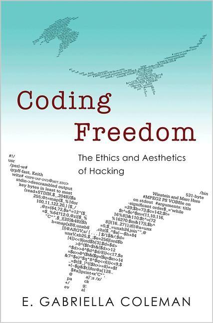 Abbildung von Coleman | Coding Freedom | 2012