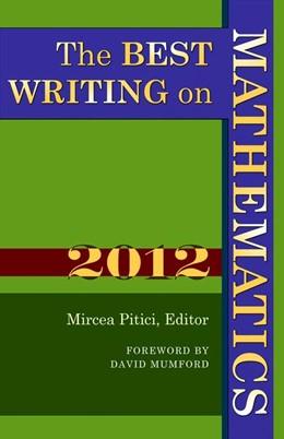 Abbildung von Pitici | The Best Writing on Mathematics 2012 | 2012
