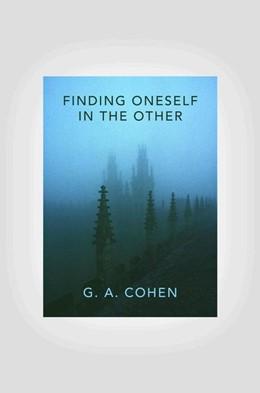 Abbildung von Cohen | Finding Oneself in the Other | 2012