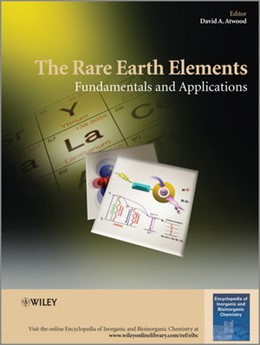 Abbildung von Atwood | The Rare Earth Elements | 2012 | Fundamentals and Applications