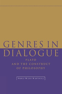 Abbildung von Nightingale | Genres in Dialogue | 2000 | Plato and the Construct of Phi...