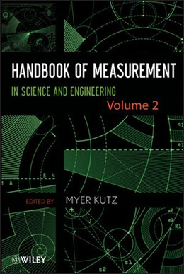 Abbildung von Kutz | Handbook of Measurement in Science and Engineering | 2013 | Volume 2
