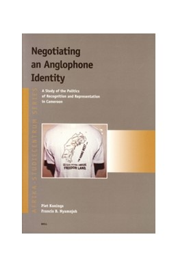 Abbildung von Konings / Nyamnjoh | Negotiating an Anglophone Identity | 2003